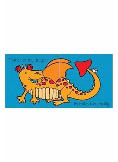 The Usborne The Usborne That's Not My Dragon Beyaz